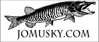 click here to check Jomusky.com out, another great Musky site by Joe Junion