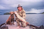 click here to check out Jomusky's 35 inch July 2000 LOTW musky