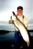 click here to check out long time musky pro Rody Brekke with a sweet musky!